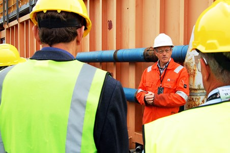 Jostein Sørbø (IRIS) explains about Tubing left in hole, one of the P&A projects in DrillWell.